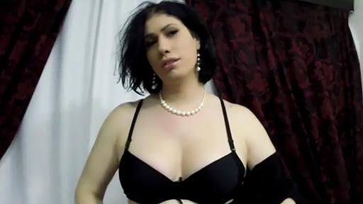 Sensual Trans ScarlettAnnEvans Webcam Show